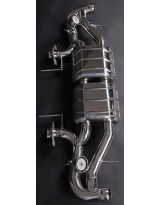 Auspuffanlage Capristo Aston Martin Vantage V8 & V12