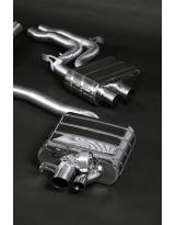 Auspuffanlage Capristo Audi RS4 B8