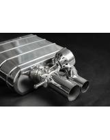 Auspuffanlage Capristo Audi RS6 4G