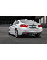 Auspuffanlage Capristo BMW 428i