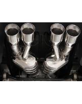 Auspuffanlage Capristo Chevrolet Corvette Z06