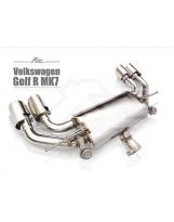 Auspuffanlage von FI Exhaust für VW Golf VII R