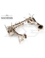 Auspuffanlage von FI Exhaust für Ferrari 458 Italia (F1 Version)