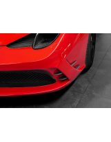 Ferrari 458 Speciale Frontfinnen