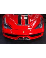 Ferrari 458 Speciale Lufteinlassklappen