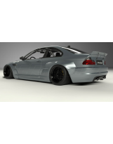 Bodykit Greddy BMW E46