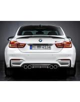 Heckspoilerlippe Carbon BMW M4