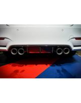 Heckansatz Diffusor Carbon BMW M4