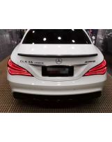 Heckspoilerlippe Carbon für Mercedes-Benz CLA