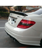 Heckspoiler Carbon für Mercedes-Benz C-Klasse W204