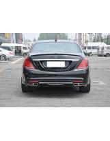 Heckspoilerlippe Carbon für Mercedes-Benz S-Klasse W222