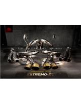 Auspuffanlage von FI Exhaust für Lamborghini Aventador Extremo-SV Version