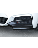 Frontlippe / Frontflaps Carbon BMW 2er
