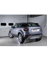 Auspuffanlage von Milltek für Range Rover Evoque
