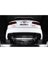 Klappenauspuffanlage von Milltek für Audi RS3 8V