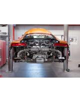 Auspuffanlage Capristo Audi R8 V10 Plus