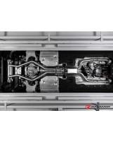 Auspuffanlage Ragazzon Alfa Romeo Stelvio Quadrifoglio