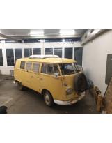 Volkswagen T1 SO 42 Westfalia Jg. 1966 Restaurationsobjekt   **VERKAUFT**