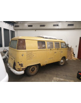 Volkswagen T1 Westfalia SO42 Jg. 1966  **VERKAUFT**